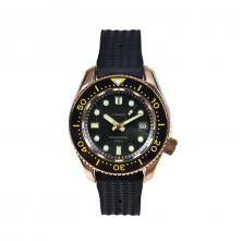 Sharkey Bronze SBDX001 NH35 Tuna Diver Automatic Wristwatch MarineMaster PIP insert CUSN 8 Bronze