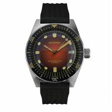 Proxima 65 Sixty-Five Vintage Diving Watch Stainless Steel Automatic Watch Box type Mineral glass